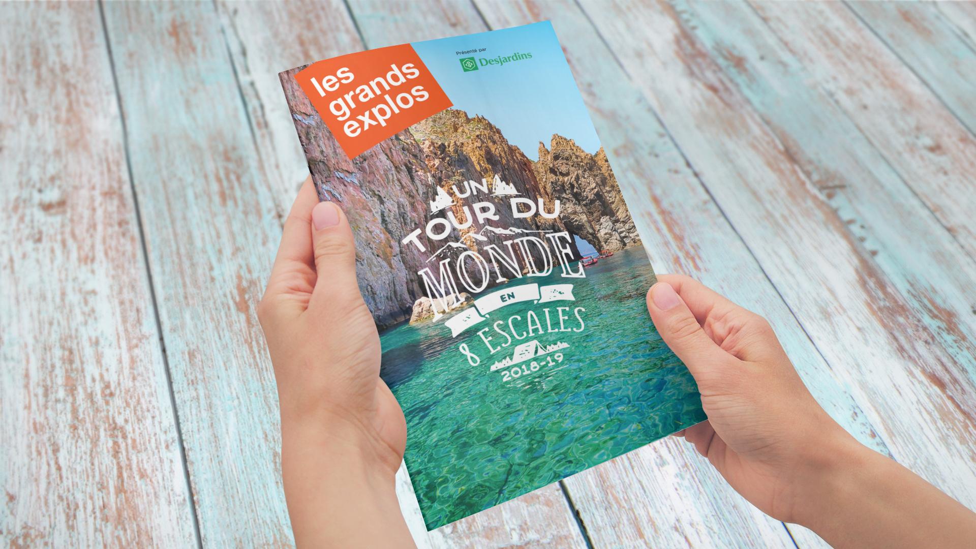 Brochure Les Grands Explo 2018.19